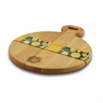 Serveerplank rond 25cm beuken Bowls & Dishes