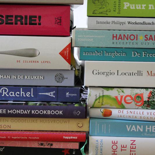 Kookboeken Marian's Kookwereld Naaldwijk
