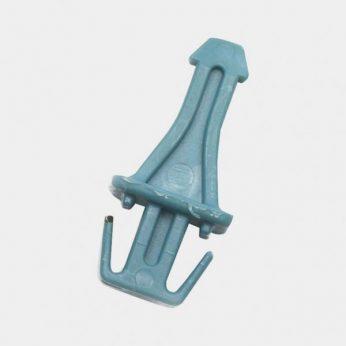 Touch Bin slotje Blue Brabantia