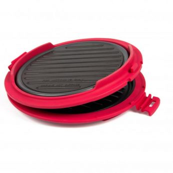 Grill voor magnetron rond B-Bad
