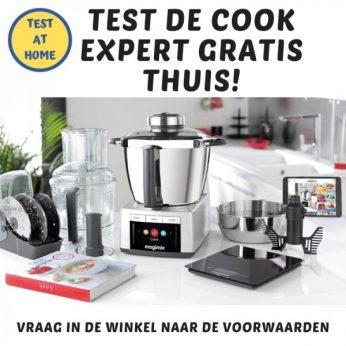 Cook Expert mat chroom Magimix - in Keukenmachines