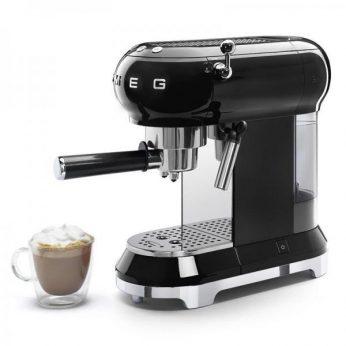 Espressomachine Zwart, Smeg