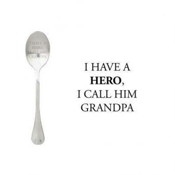 OMS:I have a hero, Grandpa Style de Vie