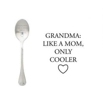 OMS: Grandma like a mom, coole Style de Vie