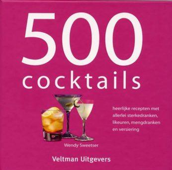 500 Cocktails - in Glazen