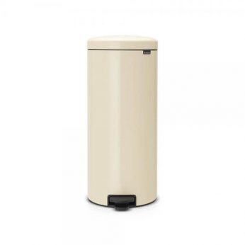 Pedaalemmer 30 liter Almond NI Brabantia - in Prullenbakken