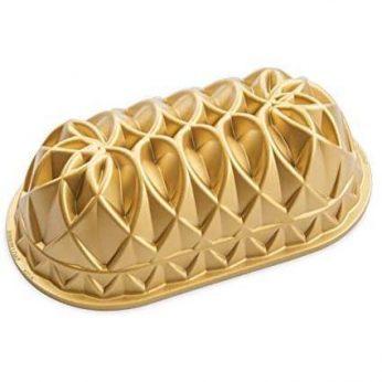 Bakvorm Jubilee gold Tulband Nordic Ware