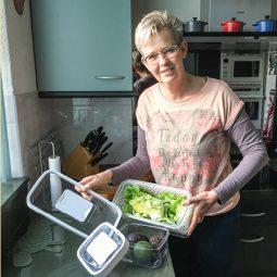 Verspil geen groente en fruit