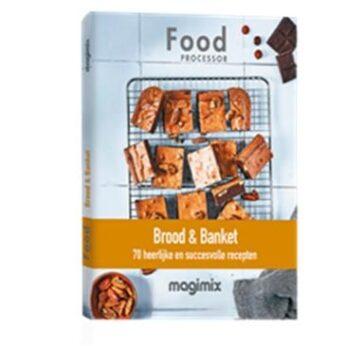 Brood&banket receptenboek Magimix