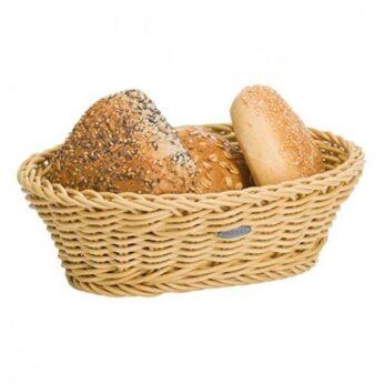 Broodmand ovaal beige Saleen Westmark