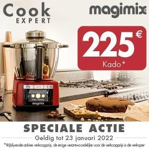 Cook Expert rood Magimix - in Keukenmachines
