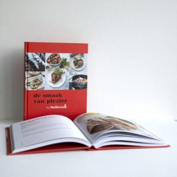 De smaak van plezier, BBQ kookboek