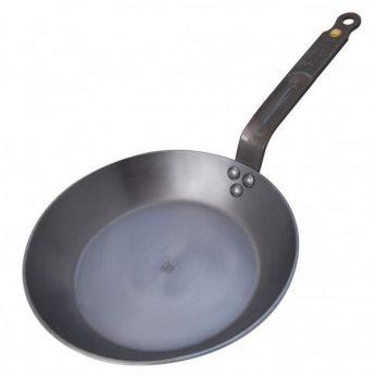 Koekenpan 26cm Mineral B DeBuyer - in Koekenpannen