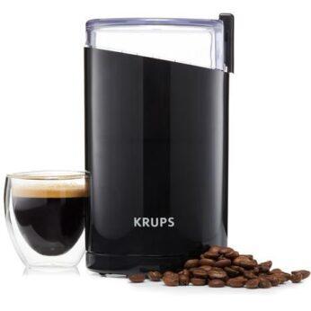 Koffiemolen F203 zwart Krups