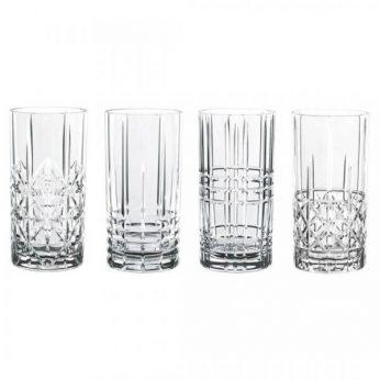 Longdrinkglazen Highland 4 stuks - in Glazen