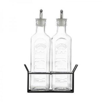 Olie & azijnstel glas Kilner - in Olie- & Azijnstellen