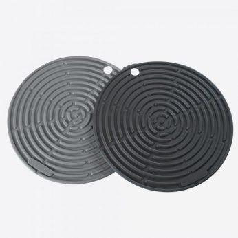 Panonderzetter silicone 2 stuks Lurch