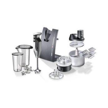 Staafmixer Superbox 250Watt zilver Bamix - in Keukenmachines
