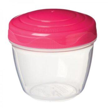 Yoghurtpot To-Go Max assorti 305ml Sistema - in Yoghurtmakers & IJsmakers