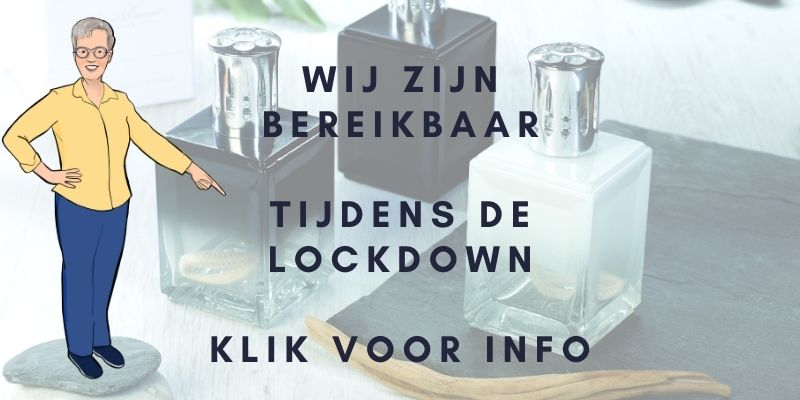 Services tijdens de lockdown
