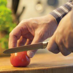 Kies het juiste mes