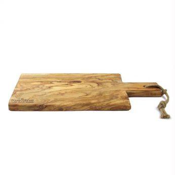 Serveerplank mgr. 40cm olijfhout Bowls & Dishes - in Serveerplanken