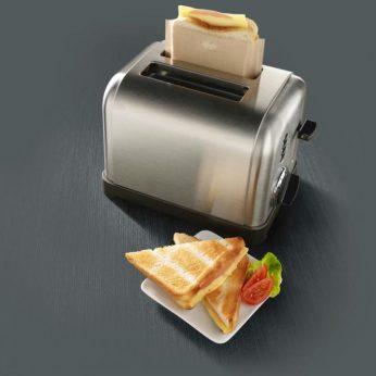 Toastzakje 3 stuks Toastabags Studio Cook - in Broodbereiding & Grills