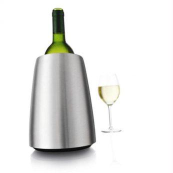 Wijnkoeler Elegant rvs Vacuvin
