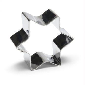 Uitsteekvorm ster 10 cm Patisse - in Uitsteekvormen