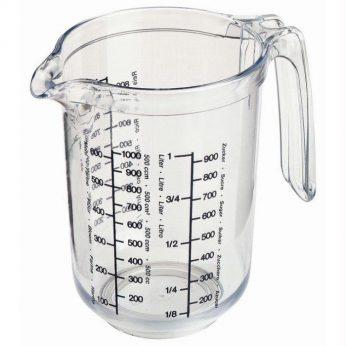 Maatbeker 1 liter Westmark - in Maatbekers