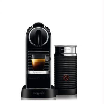 Nespresso apparaat Citiz&Milk Magimix